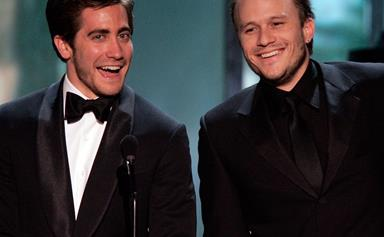 """Jake Gyllenhaal opens up about """"extraordinary"""" Heath Ledger, 10 years after Brokeback Mountain"""