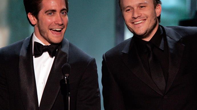 Jake Gyllenhaal Heath Ledger