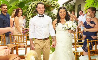 Corey Worthington's biggest bash, his wedding!