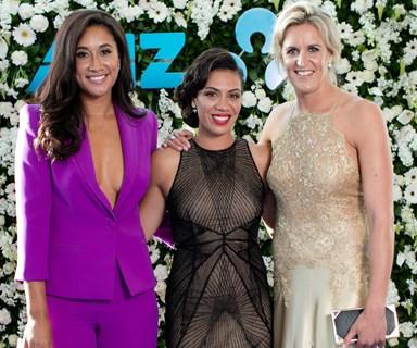 Stars at the NZ Netball Awards