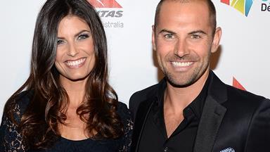 Daniel Macpherson and Zoe Ventoura tie the knot