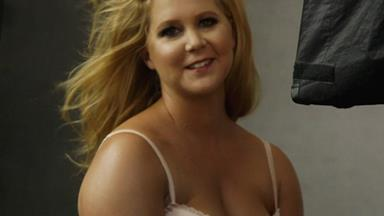 """I've never felt more beautiful,"" Amy Schumer poses practically nude"