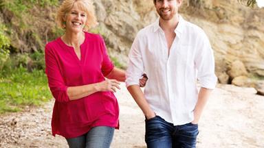 Jono Kenyon: My mum has always supported me