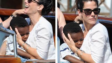 From starlet to super-mum! Sandra Bullock's motherhood journey, in her own words