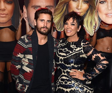 "Kris Jenner praises Scott Disick: ""You are amazing"""