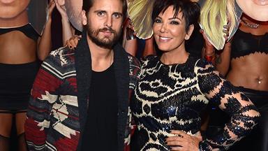 "Kris Jenner praises Scott Disick: ""You are amazing"""