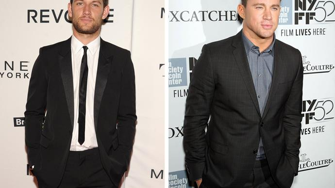 Alex Pettyfer and Channing Tatum