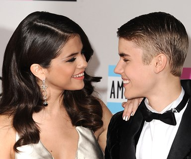 Justin Bieber posts throwback photos with Selena Gomez