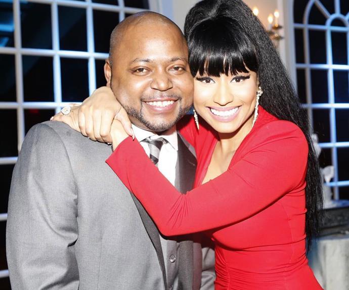 Nicki Minaj and Jelani Maraj
