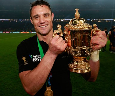 Dan Carter: Honor stopped me from quitting rugby