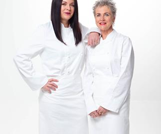 MKR: Undercooked lamb sends mother-daughter duo home