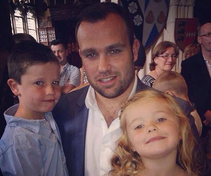 Scott, Lily and Alfie Stevens