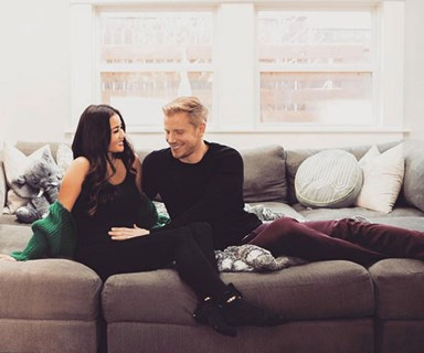 The Bachelor couple's pregnancy news