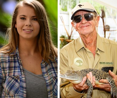 """Everyone deals with grief differently:"" Bindi Irwin on her estranged grandfather, Bob Irwin"
