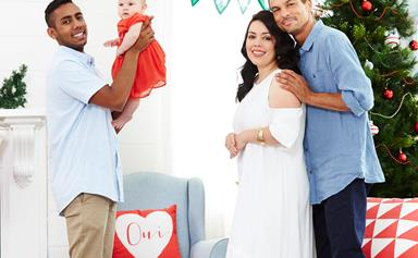 """Lindt siege survivor Harriette Denny: """"Why I made fellow survivor Joel my baby's godfather"""""""