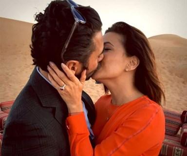 Eva Longoria is engaged to Jose Antonio Baston!