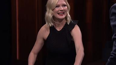 Kirsten Dunst doesn't know who Saint West is