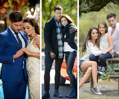 Sam Wood and Snezana Markoski's love story, in pictures