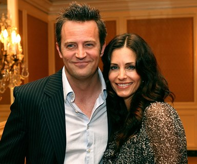 Are Friends stars Courteney Cox and Matthew Perry dating in real life?
