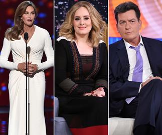The biggest celebrity moments of 2015