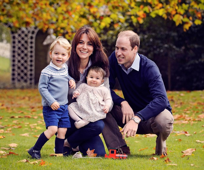 The Duke and Duchess of Cambridge want their kids to have a normal upbringing.