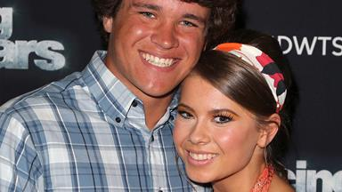 Bindi Irwin's zoo date with boyfriend Chandler Powell