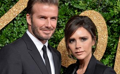Christmas time with the Beckhams is not what you think!
