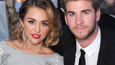 Miley Cyrus and Liam Hemsworth reunite in Byron Bay