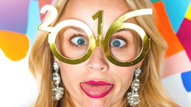 Celebrity snaps on New Year's Eve