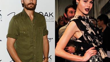 Scott Disick dating Swedish model Lina Sandberg