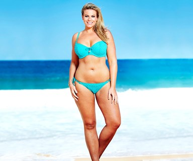 "Fiona Falkiner declares, ""I'll never diet again!"""
