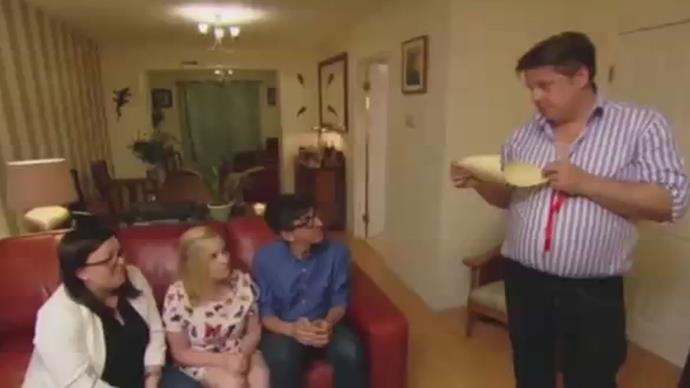 Come Dine With Me loser throws a spectacular tantrum