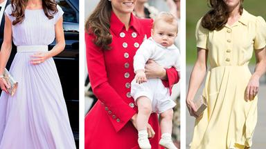 Happy birthday to Duchess Catherine! 34 of her best moments