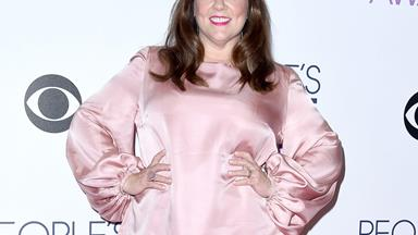 Melissa McCarthy wows at the People's Choice Awards