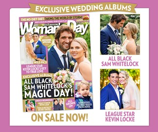 Issue 3: This week in Woman's Day
