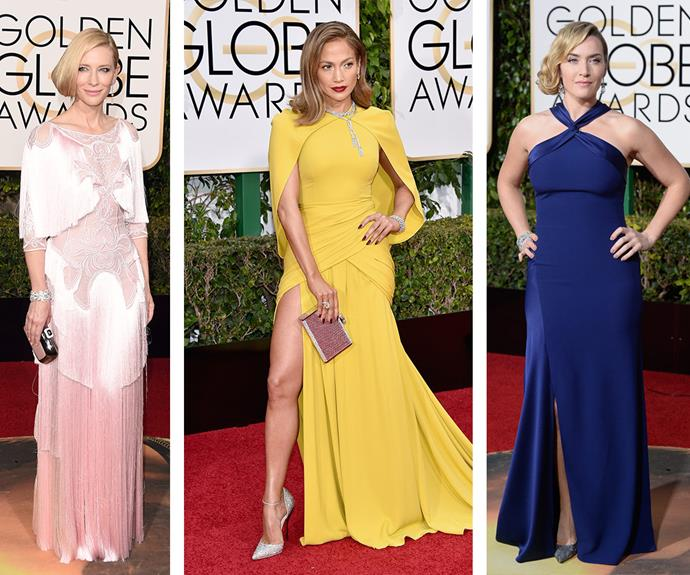 The 2016 Golden Globes