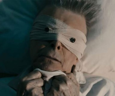 David Bowie's Lazarus film clip was his final farewell to fans
