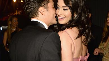 Hot hook-ups at the Golden Globes! Which celebs have everyone talking?