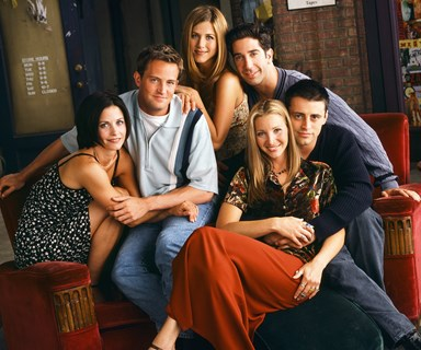 The Friends reunion you've all been waiting for!