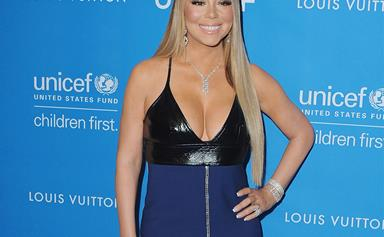 Mariah Carey's incredible transformation!