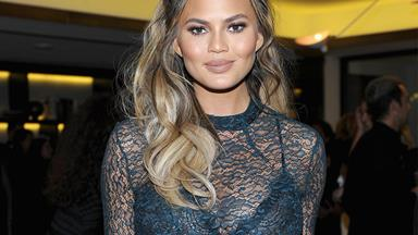 She doesn't hold back! Chrissy Teigen gets candid on her pregnancy boobs