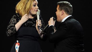 Adele joins James Corden for carpool karaoke and it's amazing