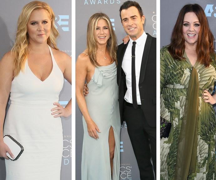 the 2016 critics choice awards