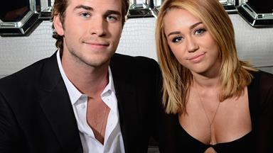 Liam Hemsworth puts the ring back on Miley Cyrus' finger