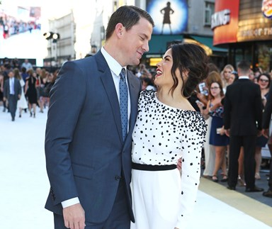 Channing Tatum shares romantic tribute to wife Jenna