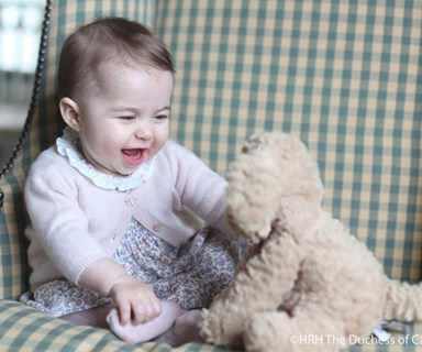 Nobody puts Baby in a corner! Princess Charlotte tops Tatler's Most Influential People list