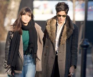 Thomas Cohen and Daisy Lowe