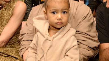 North West hates it when Kim Kardashian feeds Saint West