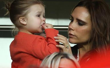 Victoria Beckham's incredible advice to her daughter Harper