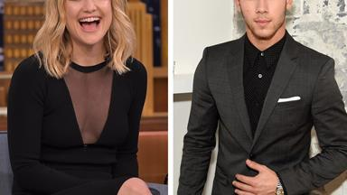 "Nick Jonas speaks about his ""unbelievable connection"" with Kate Hudson"